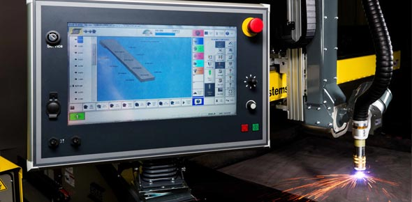 ESAB's new SmartBevel Technology takes the guesswork out of plasma bevel cutting and reduces plasma bevel programming time from hours to minutes.